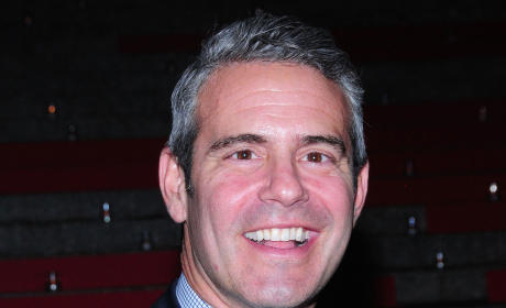 Andy Cohen Snapshot
