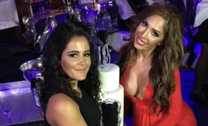 Farrah Abraham Celebrates Birthday With Jenelle Evans in Miami!