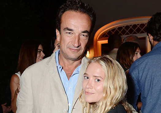 Olivier Sarkozy and Mary-Kate Olsen