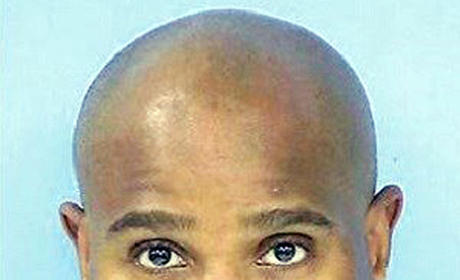 Seth Gilliam Mug Shot