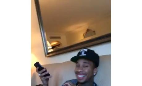 """Tyga """"Fights"""" With Kylie Jenner"""