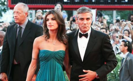 Matt Damon on Elisabetta Canalis: She Rules!