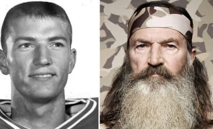 Phil Robertson, Duck Dynasty Star, Passed on NFL For Hunting