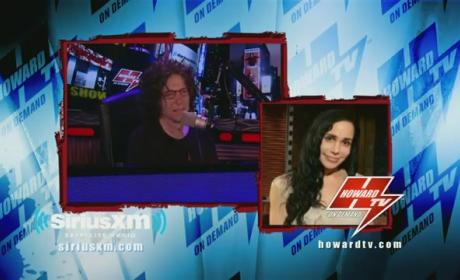 Howard Stern Tries to Have Phone Sex With Octomom