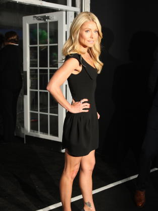 Kelly Ripa Red Carpet Photo