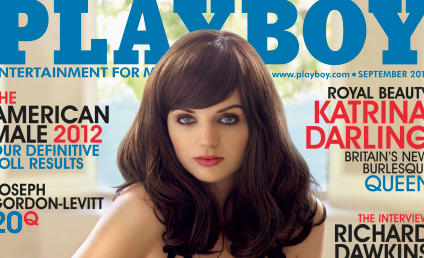 Kate Middleton: Nude Cousin Katrina Darling Covers Playboy!
