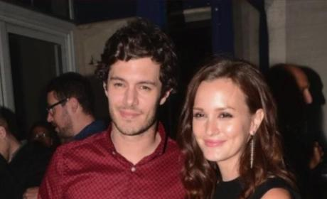 Leighton Meester and Adam Brody: Engaged!!