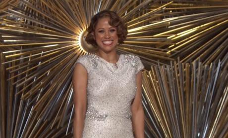 Stacey Dash: Most Awkward Oscars Moment EVER?