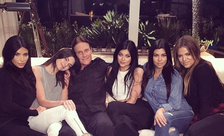 Kris Jenner: PISSED She Was Left Out of Family Photo!