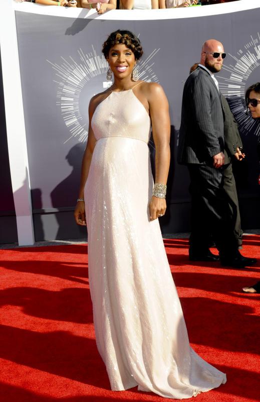 Kelly Rowland at the 2014 VMAs