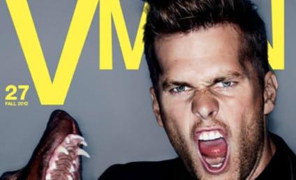 Tom Brady VMAN Cover: Fear the Alpha Dog