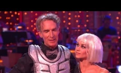 Bill Nye and Tyne Stecklein - Dancing with the Stars