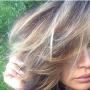 Naya Rivera Hair Color