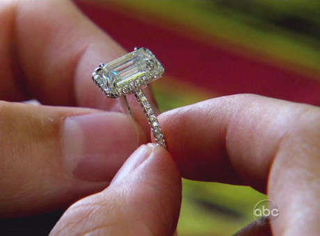 Emily Maynard Engagement Ring