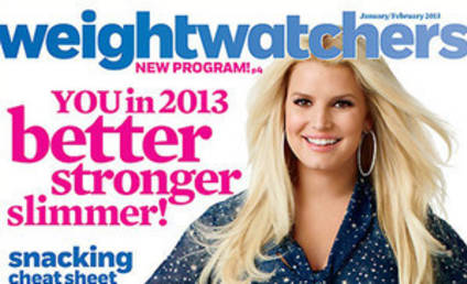 "Jessica Simpson Weight Watchers Magazine Cover: Her ""New"" Life!"