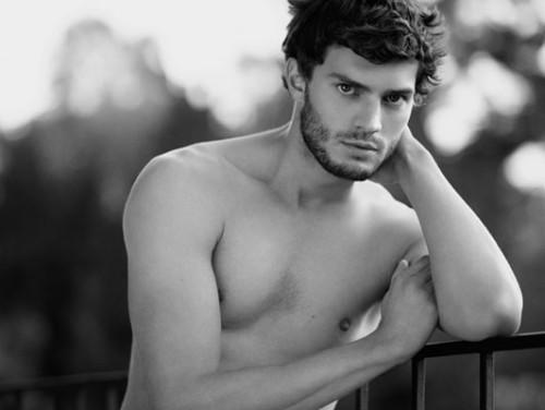 Jamie Dornan Shirtless Photo