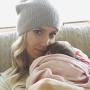 Kristin Cavallari Cuddles Daughter Saylor, Misses Laguna Beach Reunion