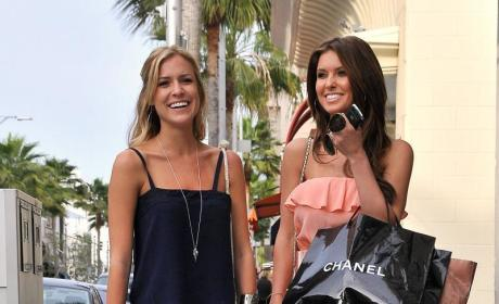 Meow! Audrina Patridge Introduces Pussycat Dolls