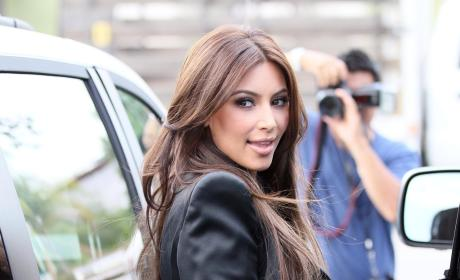 What do you think of Kim Kardashian's dye job?