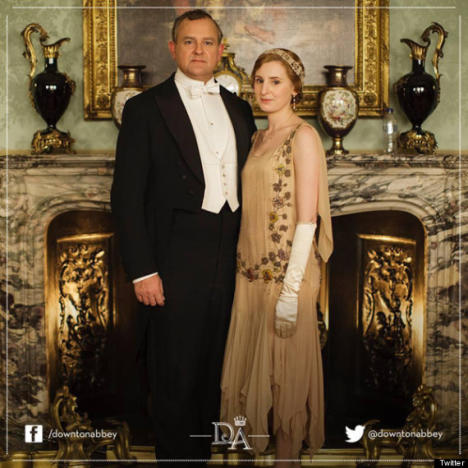 Downton Abbey Promo Pic