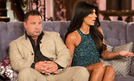 Teresa Giudice: Meeting With Divorce Lawyers in Prison?!