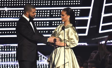 Drake Honors Rihanna