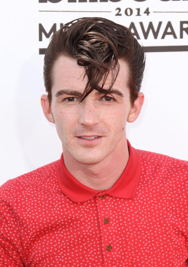 Drake Bell Red Carpet Image