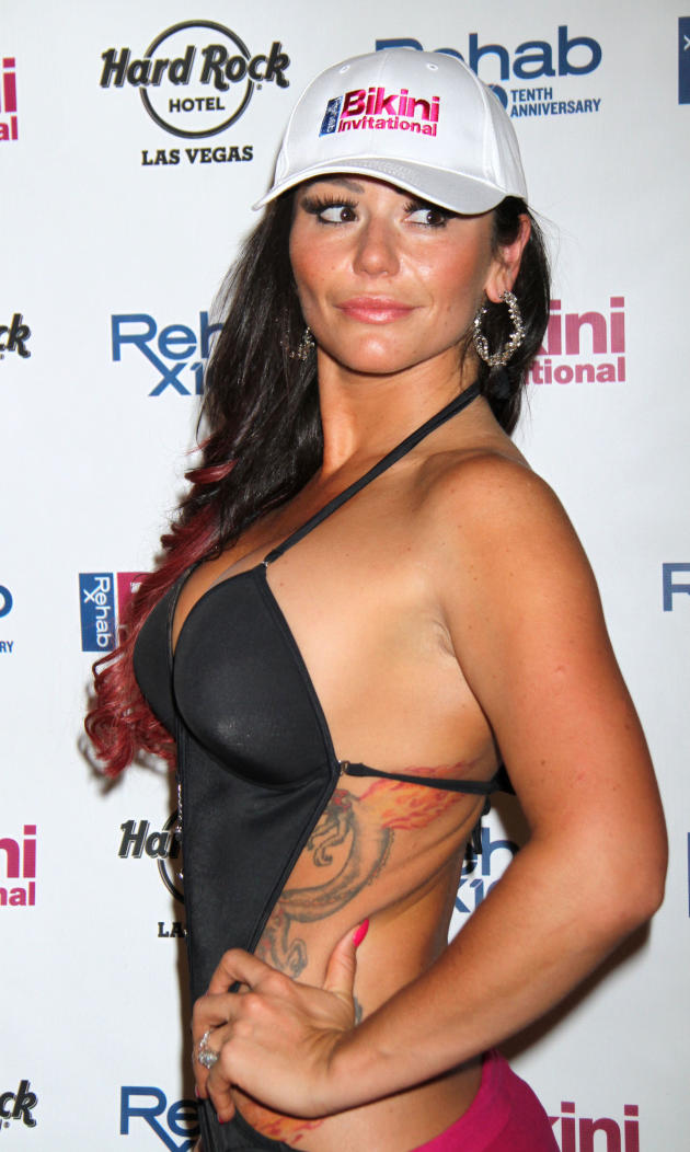 JWoww Tattoo Photo