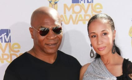 Mike Tyson and Lakiha Spicer: Married (Again, Sort Of)!