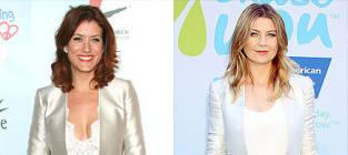 Fashion Face-Off: Kate Walsh vs. Ellen Pompeo