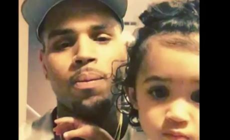 Chris Brown and Royalty Bonding