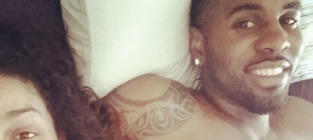 Jordin Sparks and Jason Derulo Share Steamy Bedroom Selfie: Look Who's Smiling!
