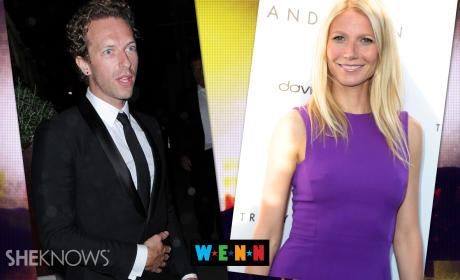 Gwyneth Paltrow, Chris Martin Still Living Together!