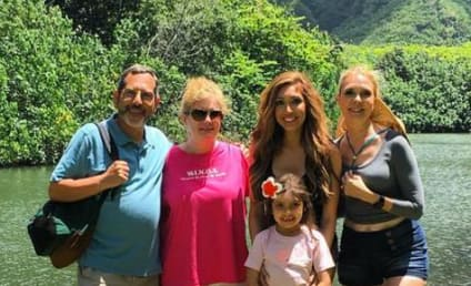 Teen Mom Films Season 6, Debra Melts Down On Hawaii Trip