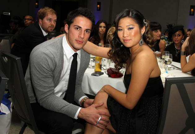 Michael Trevino and Jenna Ushkowitz: It's Over! - The ...