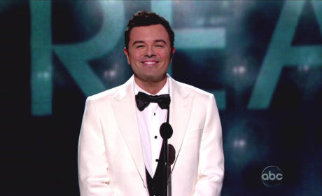 Will Seth MacFarlane make a good Oscars host?