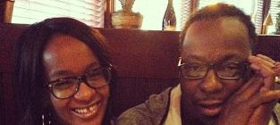 Bobbi Kristina Brown and Bobby Brown