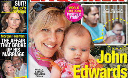 Rielle Hunter-John Edwards Coverage May Win National Enquirer a Pulitzer