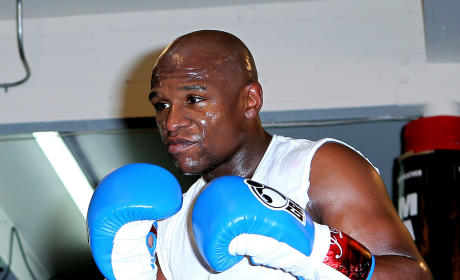 Floyd Mayweather Sentenced to 90 Days in Jail for Domestic Assault