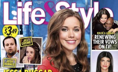 Jessa Duggar: Terrified of Giving Birth at Home, Without Jill!