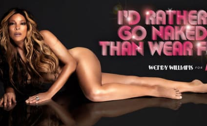 Wendy Williams: Nude for PETA!