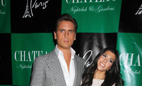 Do you believe there's a Scott Disick and Kourtney Kardashian sex tape in existence?