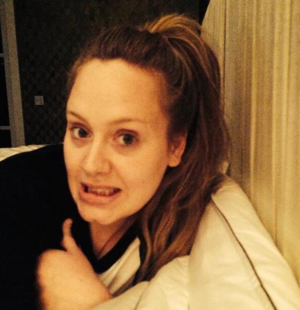 Adele: No Make Up