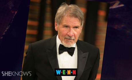 Harrison Ford Injured on Set of Star Wars