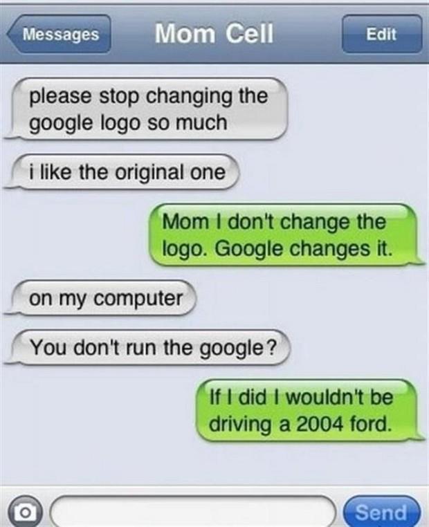 Change Google!