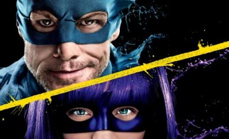 Kick-Ass 2 Poster: Look Deeply Into My Eyes