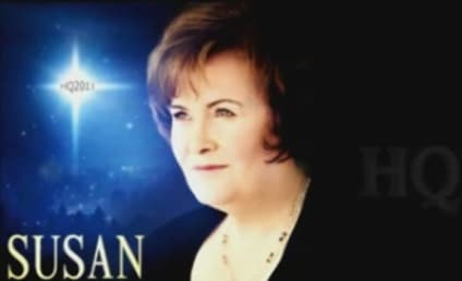Happy 50th Birthday, Susan Boyle!