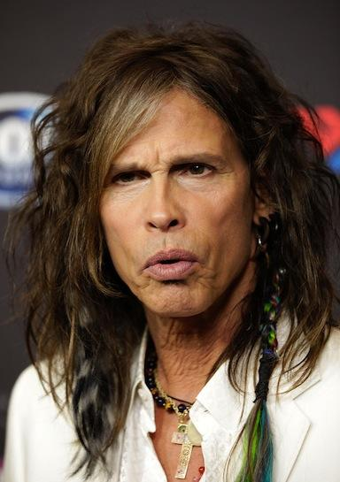 Steven Tyler Up Close