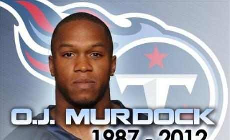 O.J. Murdock, Tennessee Titans Wide Receiver, Commits Suicide