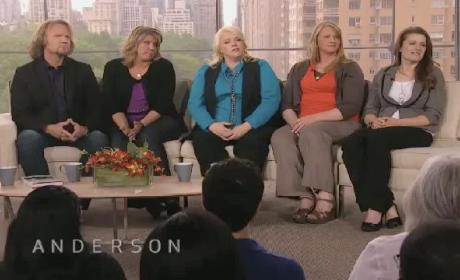 Sister Wives on Anderson Clip